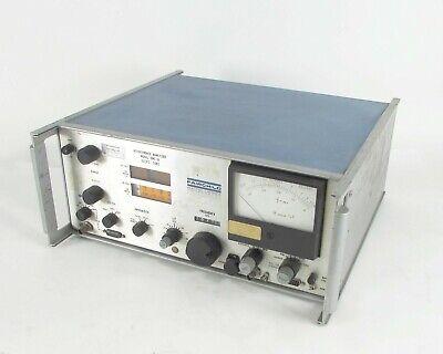 Electro-metrics Emc-10 Interference Analyzer 20cps - 50kc