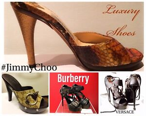 Luxury brand Shoes in size 5-5.5
