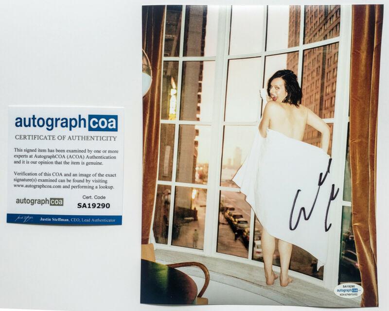 Elisabeth Moss Signed The Handmaid's Tale JUNE OSBORNE 8x10 Photo ACOA B