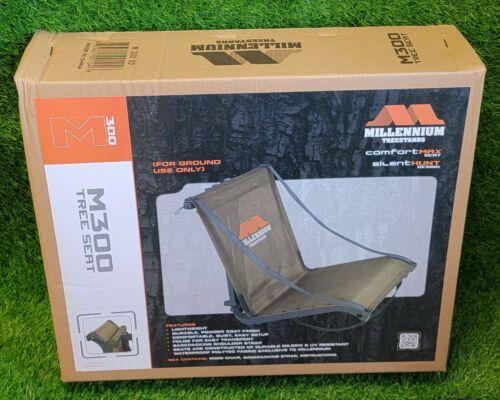 Millennium Treestands M300 Lightweight Tree Seat w/ Backpacking Strap - M-300-00