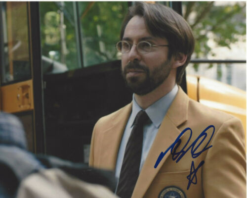 MARTIN STARR SIGNED AUTHENTIC 'SPIDER-MAN: HOMECOMING' 8X10 PHOTO w/COA ACTOR