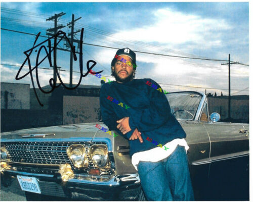 Ice Cube  Autographed Signed 8x10 Photo REPRINT