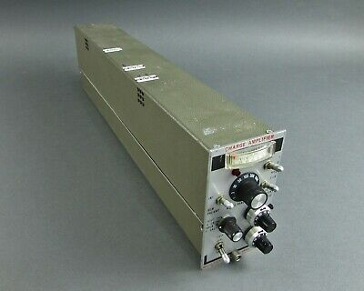 Unholtz-dickie Udco Model D22pmj Charge Amplifier