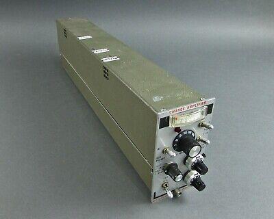 Unholtz-dickie Udco Model D22pmj Charge Amplifier
