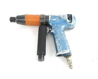 Cleco 88rsapt-5cq Pneumatic Screwdriver Gun 400 Rpm W Second Handle