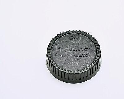 Used, Genuine Tokina For Praktica M42 Mount Rear Lens Cap Manual Focus Lenses (#2877) for sale  Shipping to India