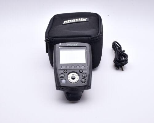Phottix Odin II TCU TTL Flash Trigger Transmitter for Nikon Shoe PH89069 (#8932)
