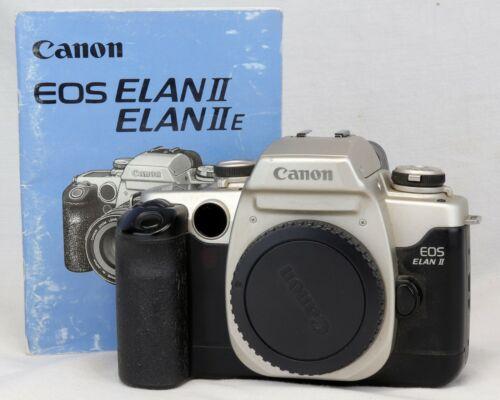 ONE OWNER CANON EOS ELAN II 35mm FILM CAMERA BODY