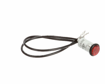 Grindmaster Cecilware C100a Pilot Light Assembly-red-el120250 - Free Shipping