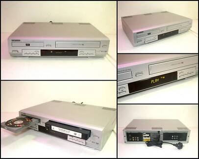 SAMSUNG DVD-V6500 DVD VHS VCR Combo Recorder Player