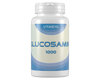 Glucosamin 1000 - 180 Tabletten glucosaminsulfat glucosamin pulver glucosamine