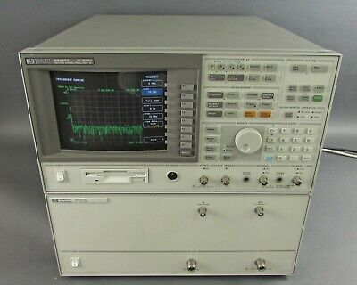 Hp Agilent 89440a Vector Signal Analyzer 89431a Rf Section Loaded W Opts