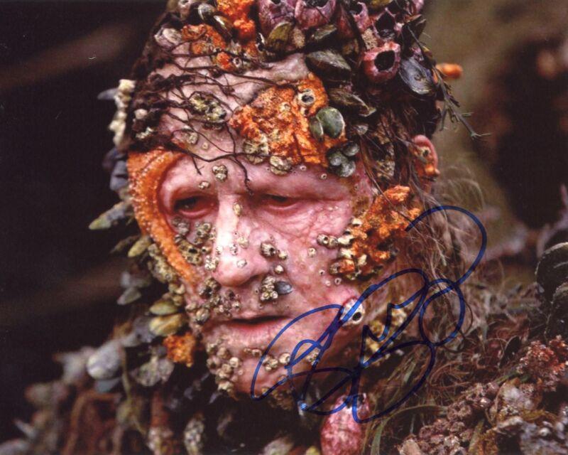 "Stellan Skarsgard ""Pirates of the Caribbean"" AUTOGRAPH Signed 8x10 Photo C ACOA"