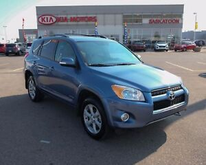 2011 Toyota RAV4 Limited 4WD - SUNROOF - LEATHER - PUSH  BUTT...
