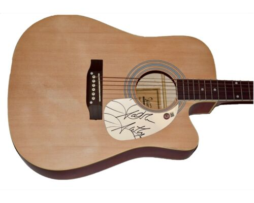 Garth Brooks Signed Autograph Full Size Acoustic Guitar Country Star Beckett COA
