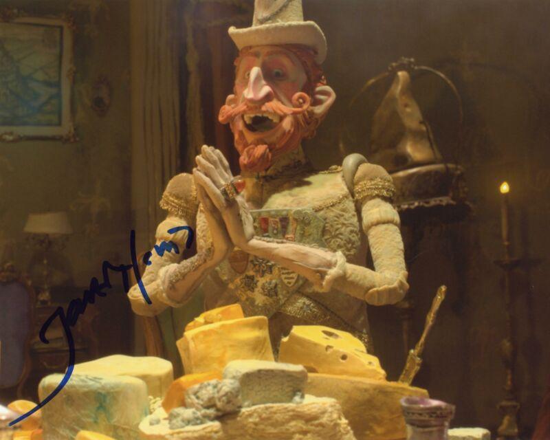 "Jared Harris ""The Boxtrolls"" AUTOGRAPH Signed 8x10 Photo ACOA"