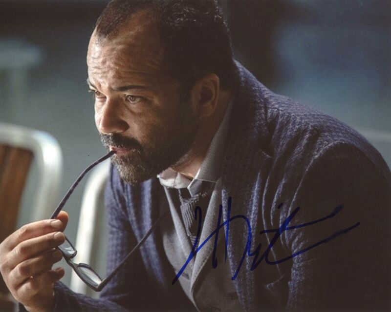 "Jeffrey Wright ""Westworld"" AUTOGRAPH Signed 8x10 Photo C ACOA"
