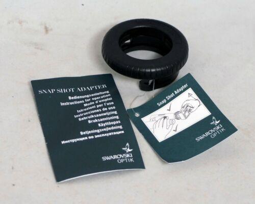 Swarovski Snap Shot Adapter Binolcular Digital Camera NOS