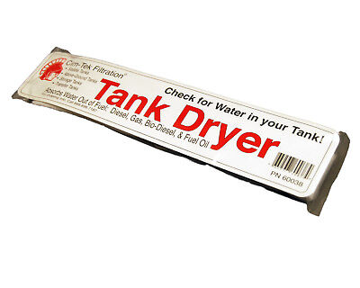 Cim-tek 60038 Tank Dryer Absorbs Water Out Of Fuel Tanks