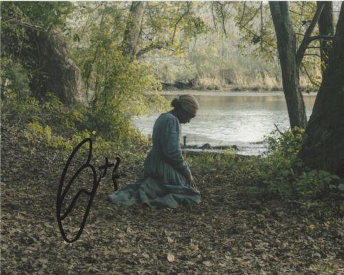 CYNTHIA ERIVO SIGNED 'HARRIET' MOVIE 8x10 PHOTO 2 w/COA THE COLOR PURPLE TUBMAN