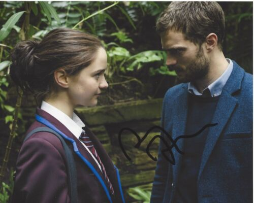 AISLING FRANCIOSI SIGNED THE FALL 8x10 PHOTO A w/COA GAME OF THRONES NIGHTINGALE
