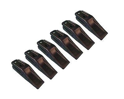 6 - Bobcat Style Skid Steer Mini Ex Bucket Unitooth - 6684447