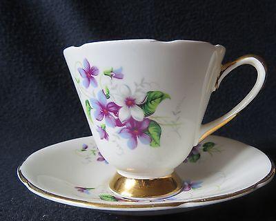 Old Royal Bone China Teacup