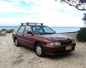 1997 Mitsubishi Lancer Wagon Nelson Bay Port Stephens Area Preview