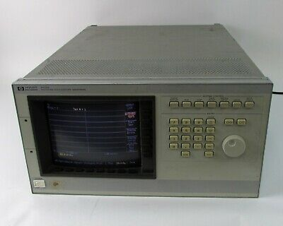 Hp Agilent 54120a Digitizing Oscilloscope Mainframe - 20ghz