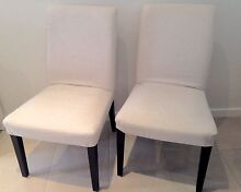 IKEA HENRIKSDAL dining chairs (x2) Ocean Grove Outer Geelong Preview