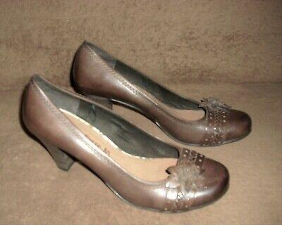 Marco Tozzi® Shoes #Damen #Damenschuhe #Stiefletten #Braun #Echtleder #Gr.39