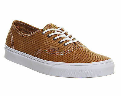NEW VANS AUTHENTIC CA WASHED HERRINGBONE INCA GOLD ORANGE SHOES MENS 8 SKATE e944d1f97