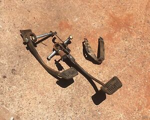 HJ HX HZ V8 Clutch and Brake pedals suit conversion Inglewood Stirling Area Preview