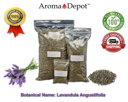 Lavender Flower Buds Dried Wholesale Lavandula Angustifolia Bulk Strong Aroma
