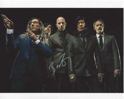 GUITARIST BILLY HOWERDEL SIGNED 8x10 PHOTO 5 w/COA A PERFECT CIRCLE ASHES DIVIDE