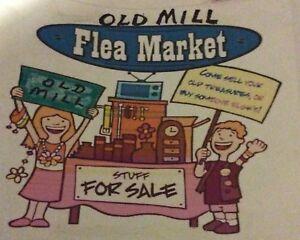 OLD MILL FLEA MARKET