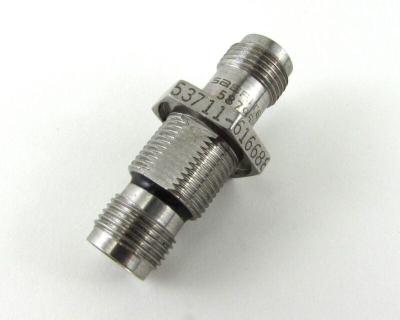 Sabritec 53711-6166881 Coaxial Attenuator TNC/Female Connectors
