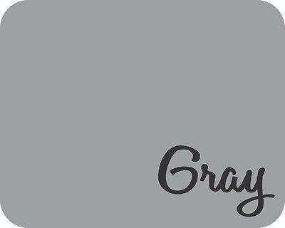 15 X 5 Yards - Stahls Fashion-lite Heat Transfer Vinyl Htv - Gray