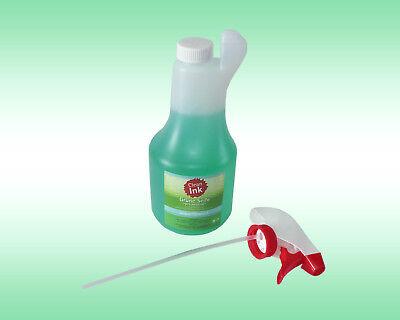 Clean Ink to Spray 500 ml grüne Seife unparfümiert green Soap Tattoo Reinigung ()