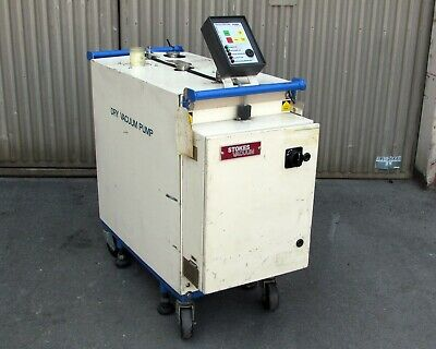 Stokes 540-vec Vertical Dry Vacuum Rotary Pump With Controller