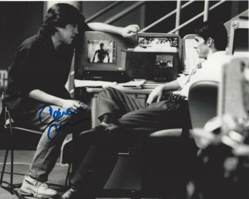 DIRECTOR CAMERON CROWE SIGNED 8x10 MOVIE PHOTO w/COA JERRY MAGUIRE TOM CRUISE