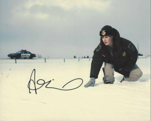 ACTRESS ALLISON TOLMAN SIGNED 'EMERGENCE' 8x10 PHOTO 1 COA FARGO TV SHOW SERIES