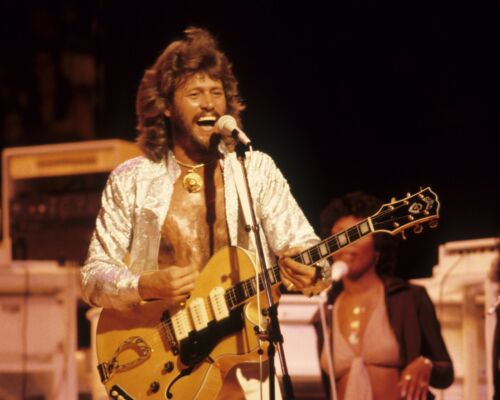 THE BEE GEES - MUSIC PHOTO #29