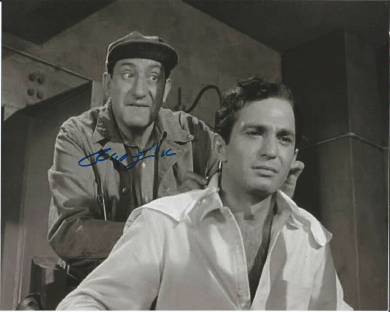ACTOR JOSIP ELIC HAND SIGNED AUTHENTIC 'THE TWILIGHT ZONE' 8X10 PHOTO w/COA