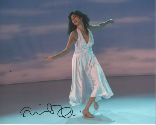 ACTRESS SUNITA MANI SIGNED 'MR. ROBOT' 8x10 PHOTO B w/COA GLOW DREAM CORP LLC