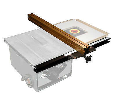 M1025 Accusquare Tablesaw Fence