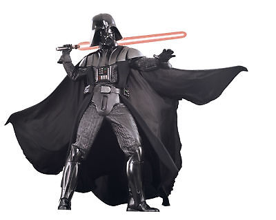 Darth Vader-kostüm Supreme (Darth Vader Supreme Edition Licensed Collector Star Wars Adult Costume)