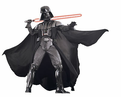 Darth Vader Supreme Edition Licensed Collector Star Wars Adult Costume X-Large (Supreme Costume)