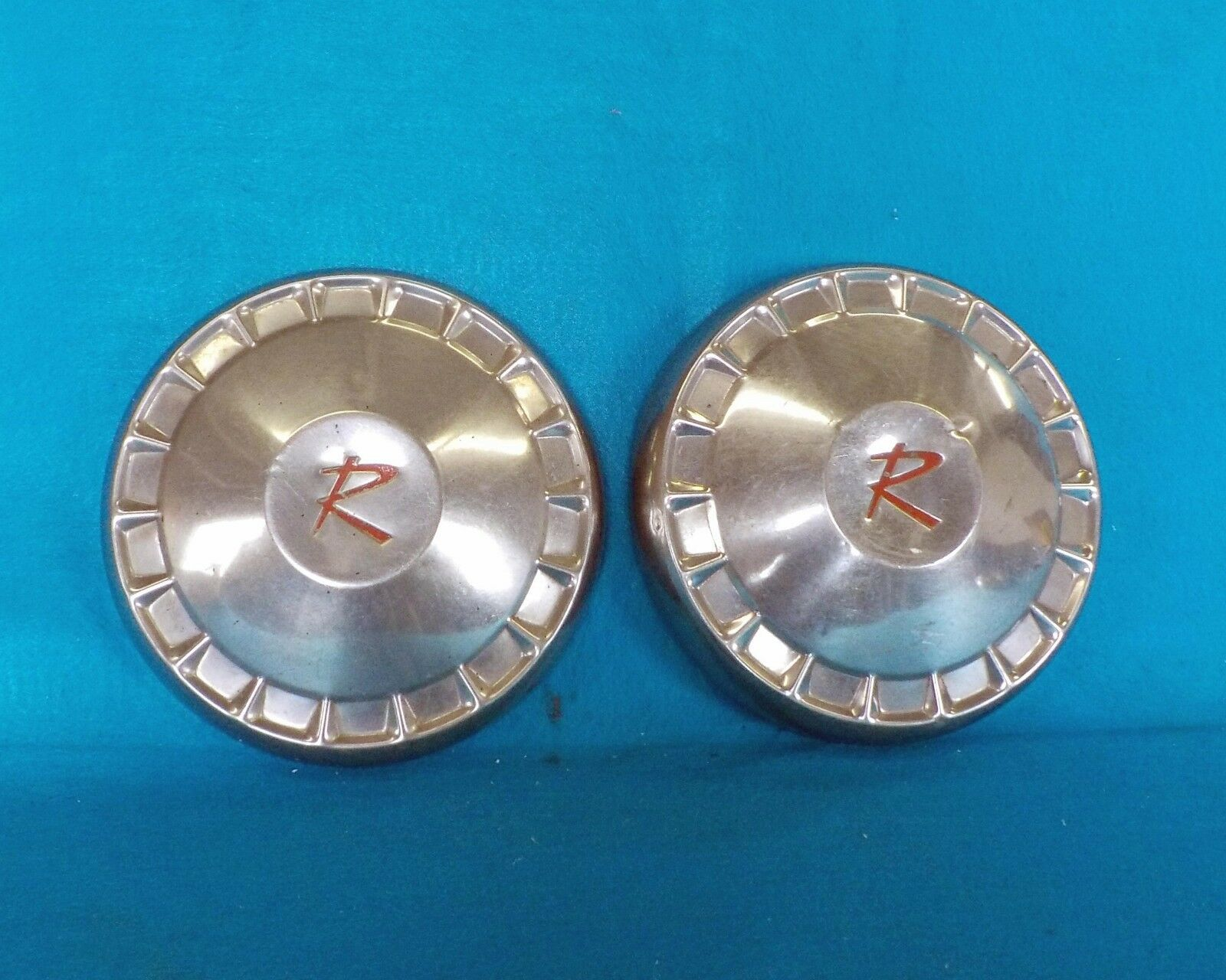 Used Nash Wheel Center Caps For Sale
