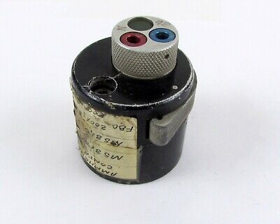 Amphenol Ms3190 Turret Head Positioner For Crimper Tool